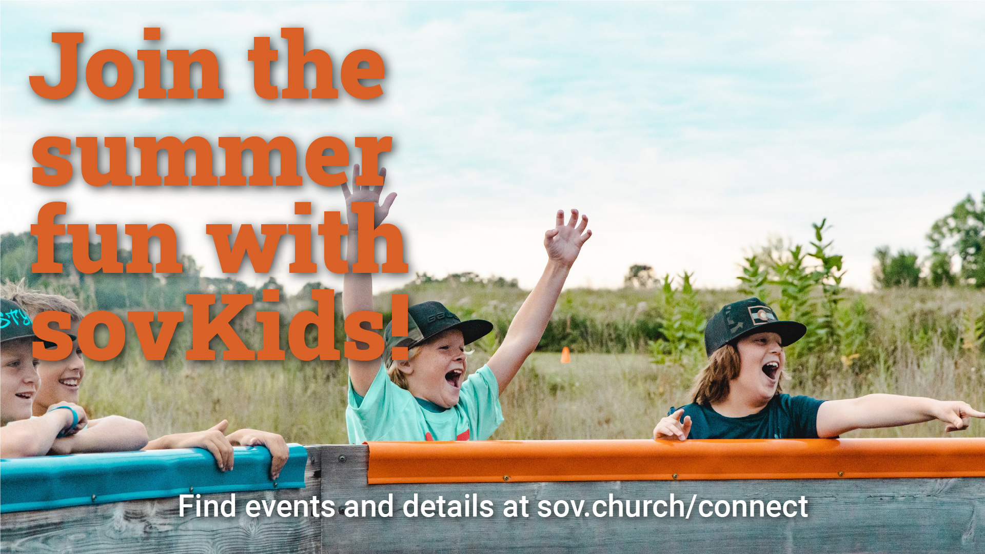Summer with sovKids 2021