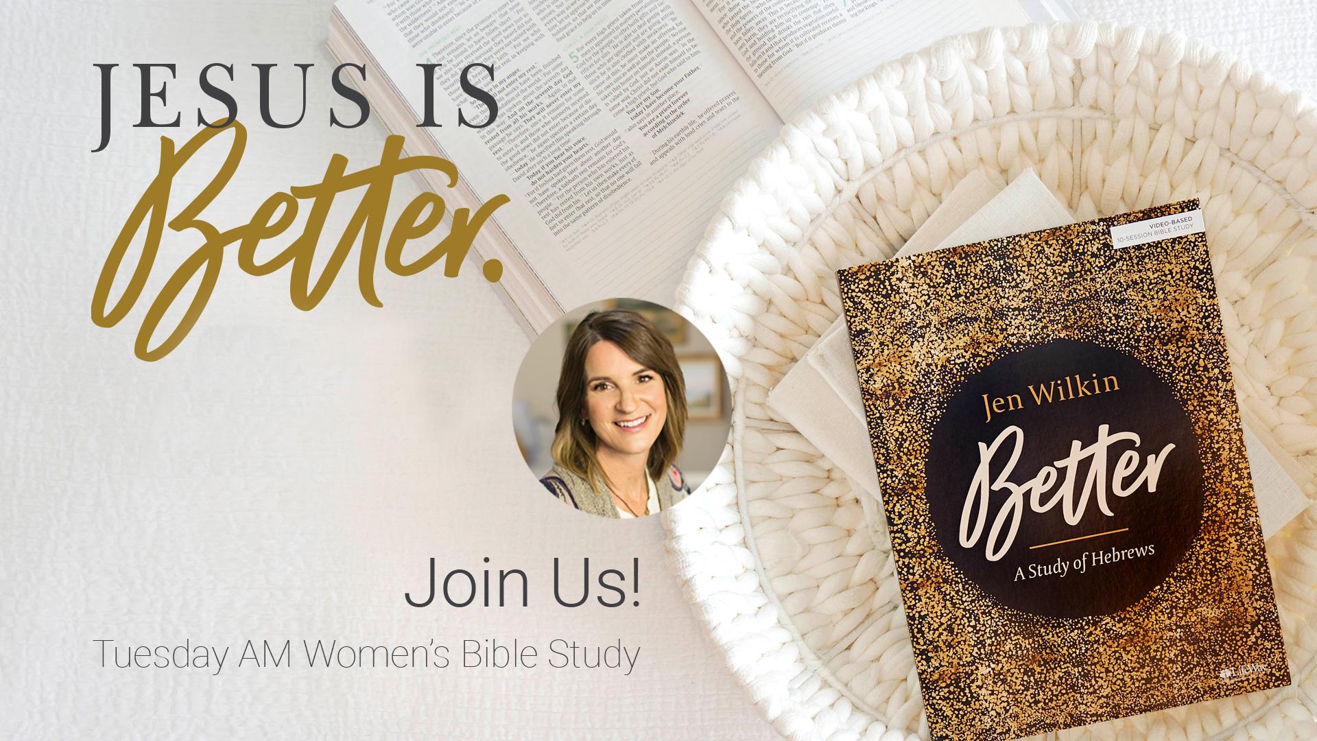 Tues AM Women's Bible Study